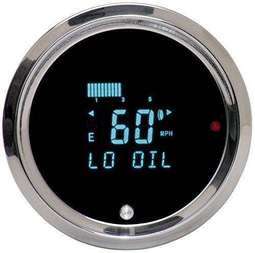 Honda Genuine 78120-SDB-A02 Speedometer//Tachometer//Fuel and Temperature Meter Assembly