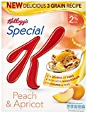 Kellogg's Special K Peach and Apricot Cereal 320 g (Pack of 3)