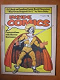 Inside Comics #2, Summer 1974. Disney, Ditko, Kurtzman, C.C. Beck,