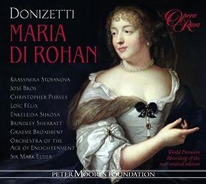 Donizetti: Maria Di Rohan (Opera Rara: ORC44)