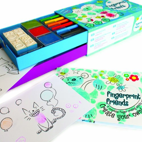Meadow Kids Fingerprint Friends - 1