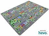 Auto Teppich HEVO ® Kinder Strassen Spielteppich