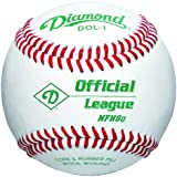 Diamond NFHS Official League Baseballs Dol