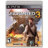 Uncharted 3: L'Inganno Di Drake (Drake's Deception) - Standard Editiondi Sony