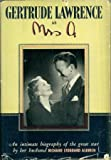 img - for Gertrude Lawrence as Mrs. A. book / textbook / text book