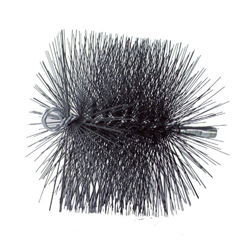 Rutland Products 16407 7-Inch Round Chimney Cleaning Brush