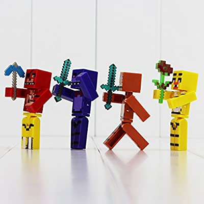 Minecraft Five Nights At Freddy's 8pcs/set from FCS