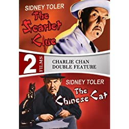 The Scarlet Clue / The Chinese Cat - 2 DVD Set (Amazon.com Exclusive)