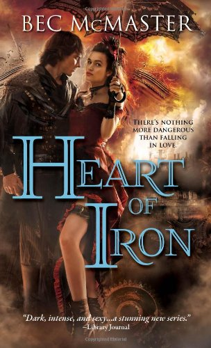 Image of Heart of Iron: A fresh, suspenseful take on vampires, werewolves and steampunk London (London Steampunk)