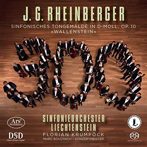 SACD : RHEINBERGER / KRUMPOCK / BOUCHKOV - Sinfonisches Tongemalde
