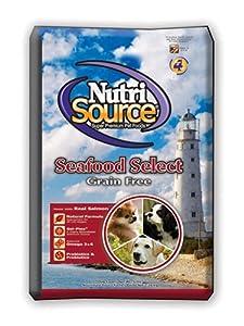 Grain Free Seafood Select Dry Dog Food Size: 5-lb bag