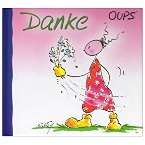 Danke: Oups Minibuch
