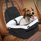 Unique Petz Pet Booster Seat (Black)