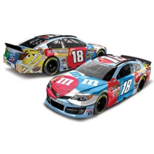 Buy Action Kyle Busch #18 M'prove America 1:24 Scale Platinum Die-cast by Action