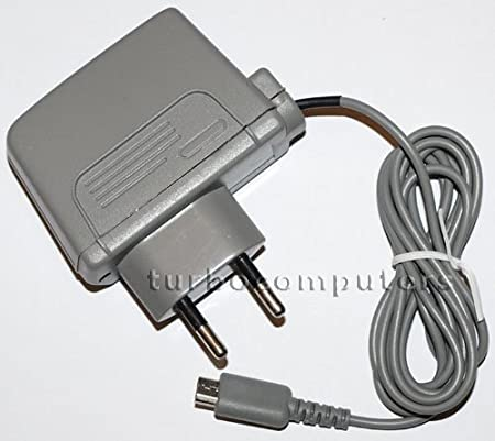 World AC Adapter Power Cord For Nintendo DS Lite 110-240v European Plug