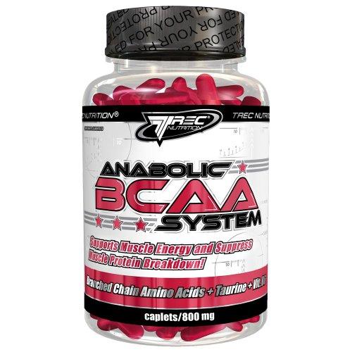 Anabolic BCAA 150 caps -- Best Amino Acids + Taurine + Vitamin B6 -- Prevents Muscle Protein Breakdown
