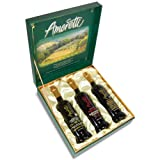 Olive Trio Gift Set (Olive Oil, Vinegar & Vinaigrette)(500ml)