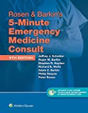 img - for Rosen & Barkin's 5-Minute Emergency Medicine Consult Standard Edition: 10-day Enhanced Online Access + Print (The 5-Minute Consult Series) book / textbook / text book