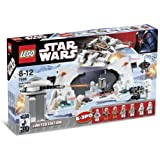Lego Star Wars Hoth Rebel Base