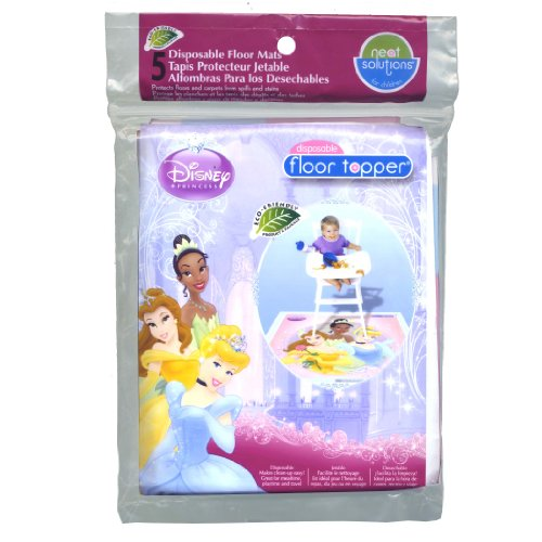Neat Solutions Disposable Floor Topper, Princess, 5-Count (Discontinued by Manufacturer) - 1