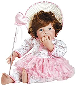 Collectible Toddler Doll, Sweet Bo Peep, 21-inch Child in Vinyl