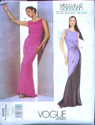 vogue-dress-patterns-bellville-sassoon-designer-vogue-2480-sizes-12-14-16