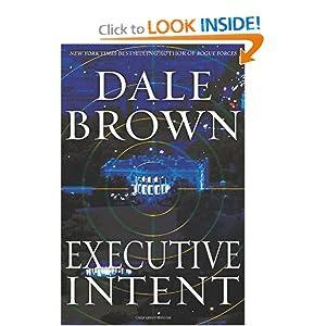 Executive Intent  A Novel