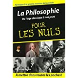 La Philosophie pour les nuls : De l&#39;ge classique  nos jourspar Christian Godin