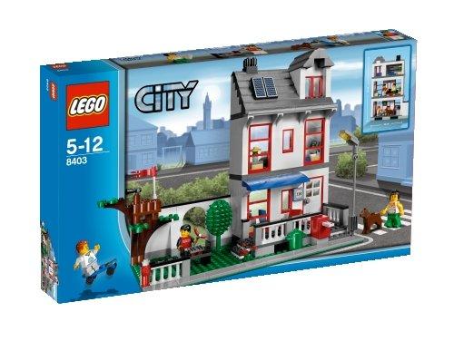 LEGO City 8403 – Stadthaus günstig