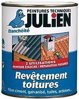 Revêtement toiture - réparation et étanchéité - terre cuite - 0.75 L