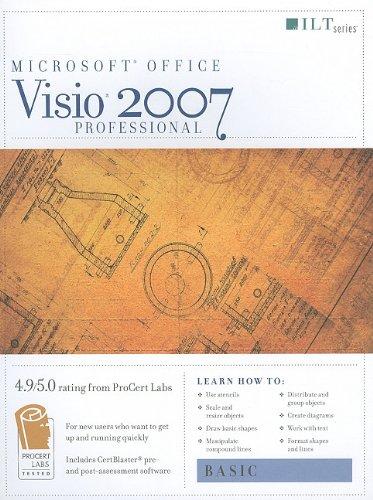 Visio Professional 2007: Basic (ILT)