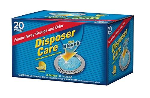 glisten-dp20b-disposer-care-foaming-garbage-disposer-cleaner-twenty-pack-20-uses-powerful-disposal-c