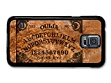 Ouija Board Horror Cool Funny Design On Wood Effect case for Samsung Galaxy S5