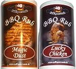 Magic Dust und Lucky Chicken Rubs 2 x...