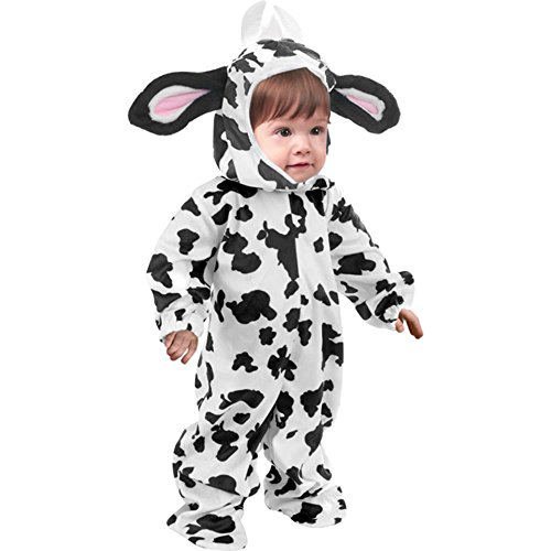 Child's Toddler Farm Animal Cow Costume (2-4T)
