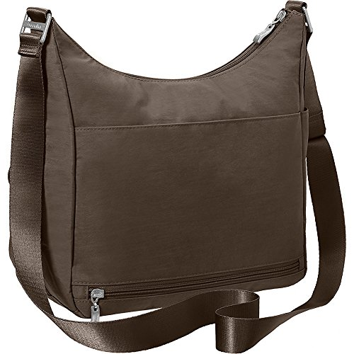 Baggallini Everywhere Travel Crossbody Bag Charcoal One Size General General