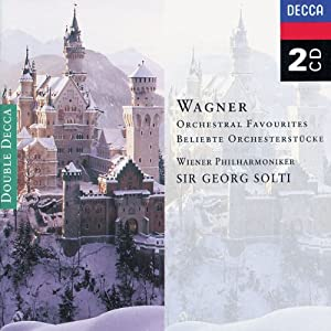 Wagner Orchestral Favourites by Double Decca