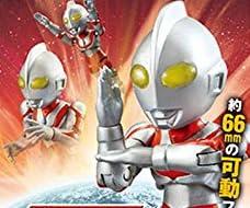 66アクション ウルトラマン 10個入 BOX (食玩・ガム)