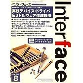 Interface (インターフェース) 2008年 08月号 [雑誌]