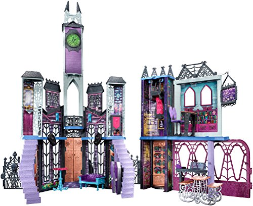 Monster High Deadluxe High School Playset (Doll House Playsets compare prices)