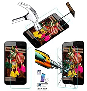 Acm Tempered Glass Screenguard For Micromax Bolt D321 Mobile Screen Guard Scratch Protector