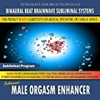 Male Orgasm Enhancer