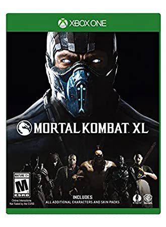 Mortal Kombat XL - Xbox One XL Edition