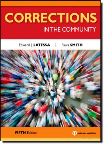 Corrections in the Community, Fifth Edition