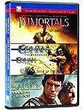 Immortals / Conan / The Eagle Triple Feature (Bilingual)