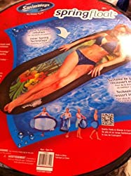 Swimways Springfloat Palmtree and Surfer