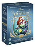 The Little Mermaid Collection [DVD] [1989]