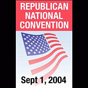 The 2004 Republican National Convention, Day Three (9/1/04) | [Dick Cheney, Lynne Cheney, Zell Miller, more]