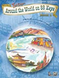 img - for Around the World on 88 Keys, Bk 1 (Learning Link) book / textbook / text book