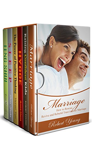 Family 6 in 1 Box Set: Marriage,Raising Confident Kids, Hygge and 50 Secrets Of A Danish Happy Life,The Power of Positive Thinking,Sleep,Feng Shui (Dean Family compare prices)